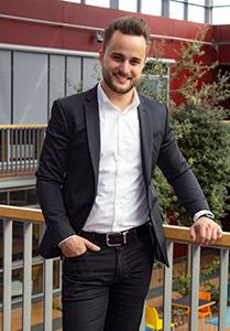 Danny Hellmich - Prokurist für das TGA Planungsbüro Bremen