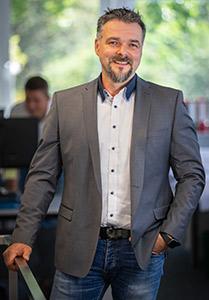 Stefffen Meiswinkel - Prokurist für das TGA Planungsbüro Bremen