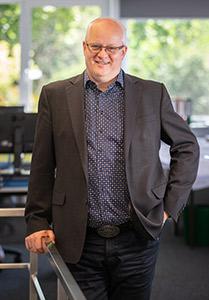 Thomas Hellmich - Geschäftsführer für das TGA Planungsbüro in Siegen